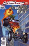 Cover for Marvel Adventures Fantastic Four (Marvel, 2005 series) #12