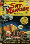 Cover for Johnny Law, Sky Ranger (Good Comics Inc. [1950s], 1955 series) #2