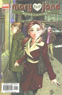Cover Thumbnail for Mary Jane: Homecoming (Marvel, 2005 series) #1