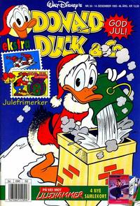 Cover Thumbnail for Donald Duck & Co (Hjemmet, 1948 series) #50/1993