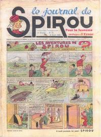 Cover Thumbnail for Le Journal de Spirou (Dupuis, 1938 series) #14/1939