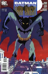 Cover Thumbnail for Batman: Legends of the Dark Knight (DC, 1992 series) #212
