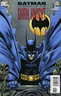 Cover Thumbnail for Batman: Legends of the Dark Knight (DC, 1992 series) #213