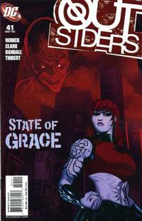 Cover Thumbnail for Outsiders (DC, 2003 series) #41
