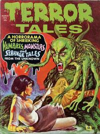 Cover Thumbnail for Terror Tales (Eerie Publications, 1969 series) #v4#2
