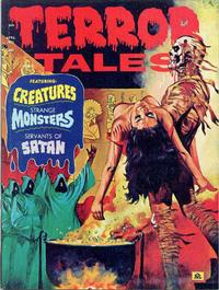 Cover for Terror Tales (Eerie Publications, 1969 series) #v4#3