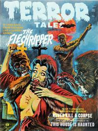 Cover Thumbnail for Terror Tales (Eerie Publications, 1969 series) #v6#6