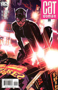 Cover Thumbnail for Catwoman (DC, 2002 series) #59