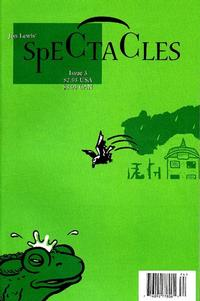 Cover Thumbnail for Spectacles (Alternative Press, 1997 series) #3