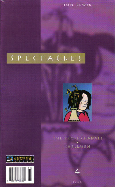 Cover for Spectacles (Alternative Press, 1997 series) #4