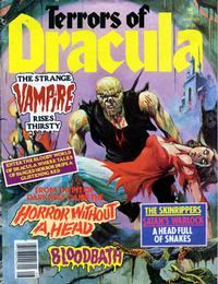 Cover Thumbnail for Terrors of Dracula (Eerie Publications, 1979 series) #v1#4