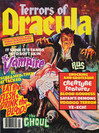 Cover Thumbnail for Terrors of Dracula (Eerie Publications, 1979 series) #v2#2