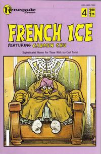 Cover Thumbnail for French Ice (Renegade Press, 1987 series) #4