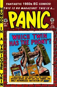 Cover Thumbnail for Panic (Gemstone, 1997 series) #4