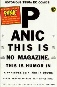 Cover Thumbnail for Panic (Gemstone, 1997 series) #8