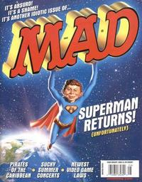 Cover for MAD (EC, 1952 series) #468