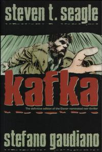 Cover Thumbnail for Kafka (Active Images, 2006 series)