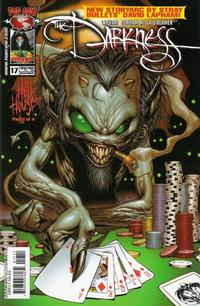 Cover Thumbnail for The Darkness (Image, 2002 series) #17
