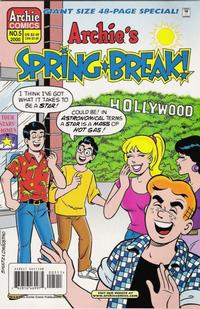 Cover Thumbnail for Archie's Spring Break (Archie, 1996 series) #5