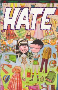 Cover Thumbnail for Hate (Fantagraphics, 1990 series) #2