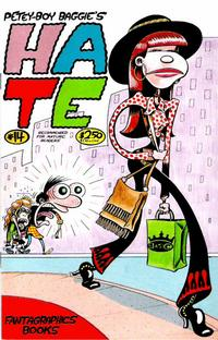Cover Thumbnail for Hate (Fantagraphics, 1990 series) #14