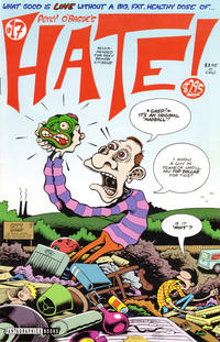 Cover Thumbnail for Hate (Fantagraphics, 1990 series) #17