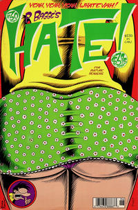 Cover for Hate (Fantagraphics, 1990 series) #30