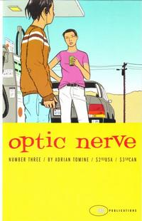 Cover Thumbnail for Optic Nerve (Drawn & Quarterly, 1995 series) #3