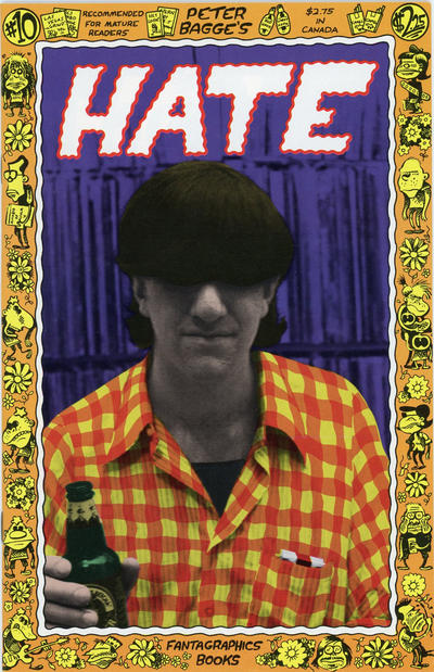 Cover for Hate (Fantagraphics, 1990 series) #10