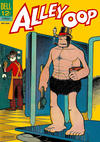 Cover for Alley Oop (Dell, 1962 series) #2