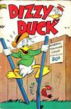 Cover for Dizzy Duck (Pines, 1950 series) #34