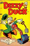 Cover for Dizzy Duck (Pines, 1950 series) #39