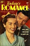 Cover for Today's Romance (Pines, 1952 series) #5