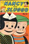 Cover for Nancy and Sluggo (United Features, 1949 series) #16
