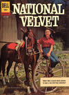 Cover for National Velvet (Dell, 1962 series) #01-556-207