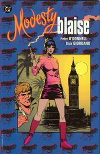 Cover Thumbnail for Modesty Blaise (DC, 1994 series)