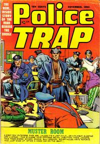 Cover Thumbnail for Police Trap (Mainline, 1954 series) #2