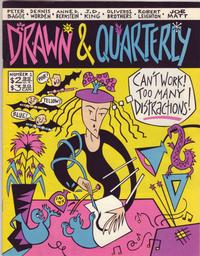 Cover Thumbnail for Drawn & Quarterly (Drawn & Quarterly, 1990 series) #1