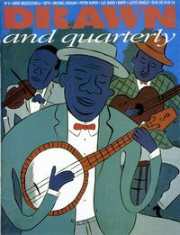 Cover Thumbnail for Drawn & Quarterly (Drawn & Quarterly, 1990 series) #9