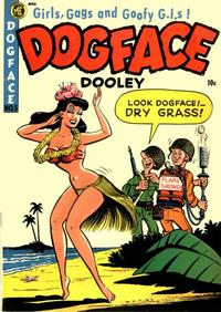 Cover Thumbnail for Dogface Dooley (Magazine Enterprises, 1951 series) #5
