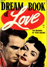 Cover Thumbnail for Dream Book of Love (Magazine Enterprises, 1954 series) #1 [A-1 #106]
