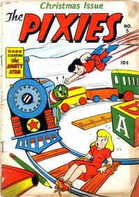 Cover Thumbnail for The Pixies (Magazine Enterprises, 1946 series) #5