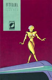 Cover Thumbnail for Futurama (Slave Labor, 1989 series) #2