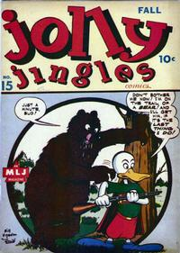 Cover Thumbnail for Jolly Jingles (Archie, 1943 series) #15