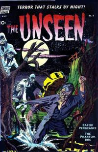 Cover Thumbnail for The Unseen (Pines, 1952 series) #6