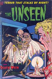 Cover Thumbnail for The Unseen (Pines, 1952 series) #13