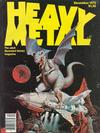 Cover for Heavy Metal Magazine (HM Communications, Inc., 1977 series) #v2#8
