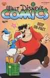 Cover for Walt Disney's Comics and Stories (Gemstone, 2003 series) #672