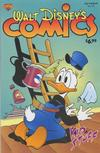 Cover for Walt Disney's Comics and Stories (Gemstone, 2003 series) #673