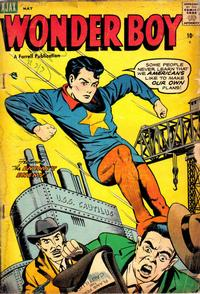 Cover Thumbnail for Wonder Boy (Farrell, 1955 series) #17
